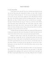 Đặc điểm nghệ thuật truyện ngắn Tô Hoài trước Cách mạng