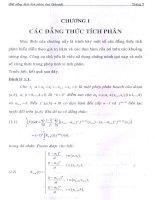 các bất đẳng thức tích phân thuộc loại Ostrowski và các áp dụng của nó 2_2