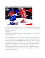 Coca – Pepsi: Cuộc thư hùng tại thị trường Việt Nam