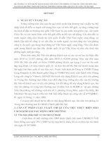 DỰ ÁN ĐẦU TƯ XÂY DỰNG KHÁCH SẠN, TÒA NHÀ VĂN PHÒNG VÀ TRUNG TÂM THƯƠNG MẠI TẠI SỐ 222, ĐƯỜNG TRẦN DUY HƯNG, PHƯƠNG TRUNG HÒA, QUẬN CẦU GIẤY, TP HÀ NỘI