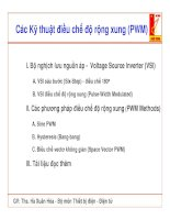 PWM Methods