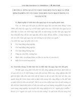 CHẤT THẢI RẮN NGUY HẠI VÀ TÌNH HÌNH NGHIÊN CỨU VỀ CHẤT THẢI RẮN NGUY HẠI Ở TRONG VÀ NGOÀI NƯỚC