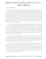 Thực trạng và những bài học kinh nghiệm cổ phần hóa tại công ty cổ phần ô tô vận tải hành khách Hải Hưng
