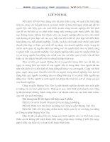 GIẢI PHÁP NHẰM HOÀN THIỆN CÔNG TÁC QUẢN LÝ VÀ SỬ DỤNG LAO ĐỘNG TẠI CÔNG TY GIẤY HOÀNG VĂN THỤ