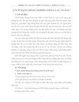 CÁCH MẠNG THÁNG 8 KHÔNG PHẢI LÀ SỰ ĂN MAY