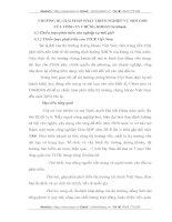 GIẢI PHÁP PHÁT TRIỂN NGHIỆP VỤ MỐI GIỚI CỦA CÔNG TY CHỨNG KHOÁN SeABank