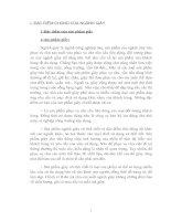 592 Báo cáo tổng hợp về hoạt động sản xuất kinh doanh & các chiến lược marketing ở Công ty giầy thượng đình