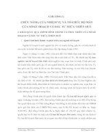 CHỨC NĂNG, CỦA NHIỆM VỤ VÀ TỔ CHỨC BỘ MÁY CỦA SỞ KẾ HOẠCH VÀ ĐẦU TƯ THỪA THIÊN HUẾ