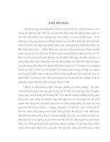 MỤC TIÊU CHIẾN LƯỢC VÀ GIẢI PHÁP CHỦ YẾU ĐẾN  NĂM 2010 CÔNG TY CỔ PHẦN MÍA ĐƯỜNG HÒA BÌNH