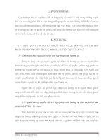 NGƯỜI BẢO VỆ QUYỀN VÀ LỢI ÍCH HỢP PHÁP CỦA ĐƯƠNG SỰ TRONG PHÁP LUẬT TỐ TỤNG DÂN SỰ