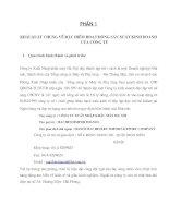 Báo cáo thực tập công ty xuất nhập khẩu máy Hà Nội