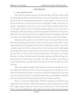 XÂY DỰNG CHƯƠNG TRÌNH DU LỊCH MẠO HIỂM TẠI TRUNG TÂM LỮ HÀNH HỘI AN