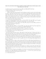 MỘT SỐ GIẢI PHÁP NHẰM HOÀN THIỆN VÀ PHÁT TRIỂN HOẠT ĐỘNG BẢO LÃNH TẠI NHNo  PTNT HÀ NỘI