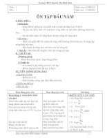 GIÁO ÁN hóa học 9 THEO CHUẨN KIẾN THỨC