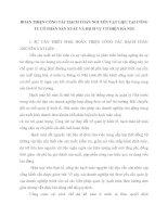 HOÀN THIỆN CÔNG TÁC HẠCH TOÁN NGUYÊN VẬT LIỆU TẠI CÔNG TY CỔ PHẦN SẢN XUẤT VÀ DỊCH VỤ CƠ ĐIỆN HÀ NỘI