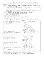 Giáo án toán 9 ĐS tuần 1-11
