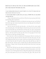 KHÁI QUÁT CHUNG VỀ CÔNG TY TRÁCH NHIỆM HỮU HẠN NHÀ NƯỚC MỘT THÀNH VIÊN RƯỢU HÀ NỘI