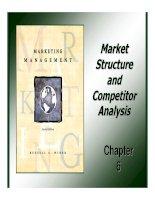Giáo trình: Marketing Management_ Chapter 06