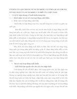 CƠ SỞ LÝ LUẬN CHUNG VỀ XUẤT KHẨU VÀ TỔNG QUAN CHUNG VỀ SẢN XUẤT VÀ XUẤT KHẨU CÀ PHÊ CỦA VIỆT NAM