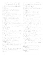 100 sentence transformation - ôn thi HSG