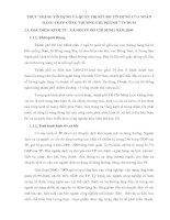 THỰC TRẠNG TÍN DỤNG VÀ QUẢN TRỊ RỦI RO TÍN DỤNG CỦA NGÂN HÀNG TMCP CÔNG THƯƠNG CHI NHÁNH 7 TP HCM