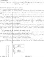 Chương 2  Thực trạng hoạt động thanh toán quốc tế theo phương thức tín dụng chứng từ tại Ngân hàng công thương Nghệ An