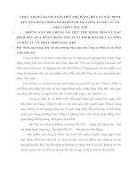 THỰC TRẠNG HẠCH TOÁN TIÊU THỤ HÀNG HÓA VÀ XÁC ĐỊNH KẾT QUẢ HOẠT ĐỘNG KINH DOANH TẠI CÔNG TY ĐẦU TƯ VÀ PHÁT TRIỂN DẦU KHÍ