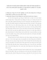 NHẬN XÉT VÀ BIỆN PHÁP NHẰM HOÀN THIỆN KẾ TOÁN NGHIỆP VỤ TIÊU THỤ HÀNG HOÁ TẠI CÔNG TY TNHH DỊCH VỤ ĐIỆN TỬ TIN HỌC QUỐC TUẤN