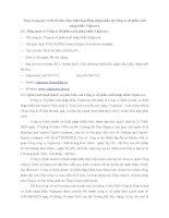 Thực trạng quy trình tổ chức thực hiện hợp đồng nhập khẩu tại Công ty cổ phần xuất nhập khẩu Viglacera