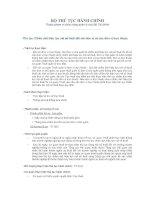Chấm dứt hiệu lực mã số thuế đối với đơn vị có các đơn vị trực thuộc)