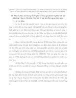 MỘT SỐ Ý KIẾN NHẰM HOÀN THIỆN CÔNG TÁC KẾ TOÁN TÍNH GIÁ THÀNH SẢN PHẨM VÀ PHÂN TÍCH GIÁ THÀNH SẢN PHẨM TẠI CÔNG TY CỔ PHẦN TẤM LỢP VÀ VLXD ĐÔNG ANH