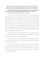 NHỮNG VẤN ĐỀ LÝ LUẬN CHUNG VỀ CÔNG TÁC KẾ TOÁN TIÊU THỤ HÀNG HOÁ VÀ XÁC ĐỊNH KẾT QUẢ TIÊU THỤ HÀNG HOÁ TRONG DOANH NGHIỆP KINH DOANH THƯƠNG MẠI VÀ DỊCH VỤ