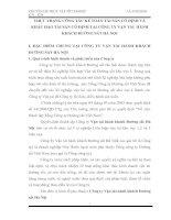 THỰC TRẠNG CÔNG TÁC KẾ TOÁN TÀI SẢN CỐ ĐỊNH VÀ KHẤU HAO TÀI SẢN CỐ ĐỊNH TẠI CÔNG TY VẬN TẢI  HÀNH KHÁCH ĐƯỜNG SẮT HÀ NỘI