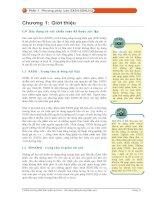 Giới thiệu tài liệu hướng dẫn sản xuất sạch hơn