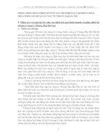 PHƯƠNG HƯỚNG HOÀN THIỆN KẾ TOÁN XÁC ĐỊNH KẾT QUẢ KINH DOANH & PHÂN PHỐI LỢI NHUẬN Ở CÔNG TY THƯƠNG MẠI HÀ NỘI