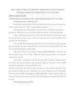 THỰC TRẠNG CÔNG TÁC KẾ TOÁN CHI PHÍ SẢN XUẤT VÀ TÍNH GIÁ THÀNH SẢN PHẨM XÂY LẮP Ở CÔNG TY CP TUẤN LÂM