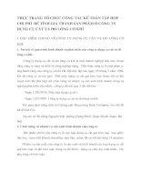 THỰC TRẠNG TỔ CHỨC CÔNG TÁC KẾ TOÁN TẬP HỢP CHI PHÍ  ĐỂ TÍNH GIÁ THÀNH SẢN PHẨM Ở CÔNG TY DỤNG CỤ CẮT VÀ ĐO LƯỜNG CƠ KHÍ