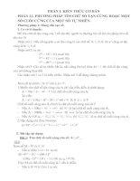 Chuyên đê Bồi dưỡng HSG Toán 9 (Chọn lọc)