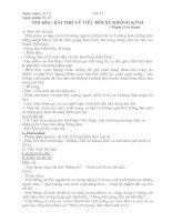 Bài Ngữ văn 9
