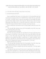 PHÂN TÍCH THỰC TRẠNG NGUỒN NHÂN LỰC VÀ CÁC BIỆN PHÁP QUẢN LÝ SỬ DỤNG NGUỒN NHÂN LỰC TẠI CÔNG TY XÂY LẮP VẬT TƯ KỸ THUẬT