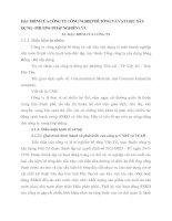 ĐẶC ĐIỂM CỦA CÔNG TY CÔNG NGHIỆP BÊ TÔNG VÀ VẬT LIỆU XÂY DỰNG - PHƯƠNG PHÁP NGHIÊN CỨU