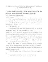 LÝ LUẬN CHUNG VỀ TỔ CHỨC CÔNG TÁC KẾ TOÁN TÀI SẢN CỐ ĐỊNH TRONG CÁC DOANH NGHIỆP XÂY LẮP