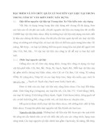 ĐẶC ĐIỂM VÀ TỔ CHỨC QUẢN LÝ NGUYÊN VẬT LIỆU TẠI TRUNG TRUNG TÂM TƯ VẤN KIẾN TRÚC XÂY DỰNG