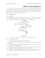 Chương 8: Mô hình hóa nâng cao