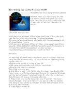 Bài viết tổng hợp các thủ thuật của WinXP!