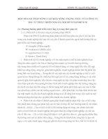 MỘT SỐ GIẢI PHÁP NÂNG CAO KHẢ NĂNG THẮNG THẦU CỦA CÔNG TY ĐẦU TƯ PHÁT TRIỂN NHÀ HÀ NỘI SỐ 52 HANDICO 52