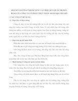 MỘT SỐ GIẢI PHÁP NHẰM NÂNG CAO HIỆU QUẢ QUẢN TRỊ BÁN HÀNG CỦA CÔNG TY CỔ PHẦN THỰC PHẨM  BÁNH KẸO THỦ ĐÔ