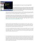 Toàn cảnh đại dịch Cúm gia cầm qua Google Earth