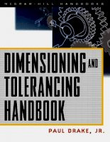 Dimensioning and Tolerancing Handbook P1