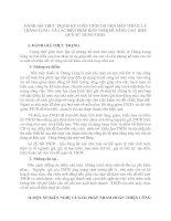 ĐÁNH GIÁ THỰC TRẠNG KẾ TOÁN TSCĐ TẠI NHÀ MÁY THUỐC LÁ THĂNG LONG  VÀ CÁC BIỆN PHÁP KIẾN NGHỊ ĐỂ NÂNG CAO  HIỆU QUẢ SỬ  DỤNG TSCĐ